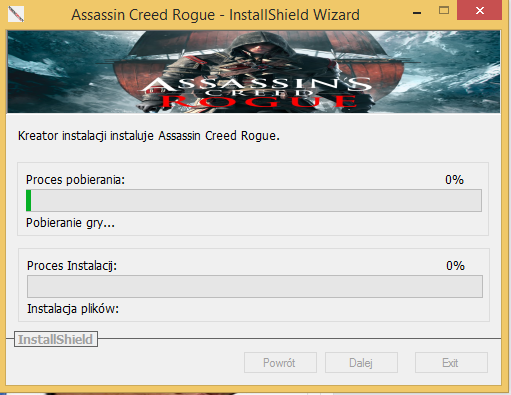 Assassin Creed Rogue Download PC