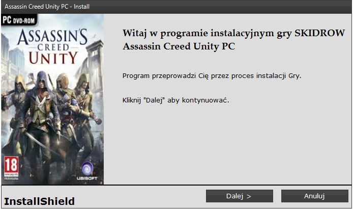 Assassin Creed Unity Download Pełna Wersja