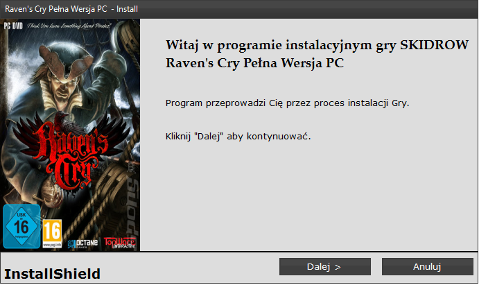 Raven's Cry Pełna Wersja Download PC