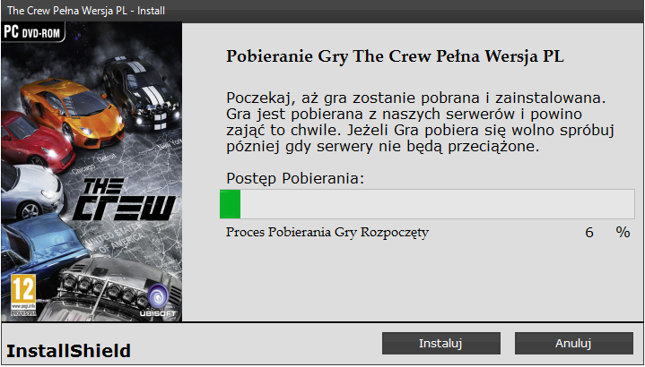 The Crew Full Game Download