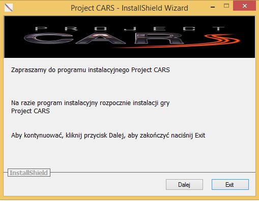 Project CARS Download Pełna Wersja PC