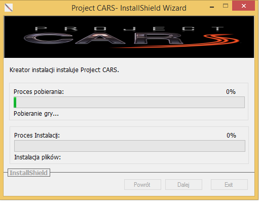 Project CARS Full Game Download