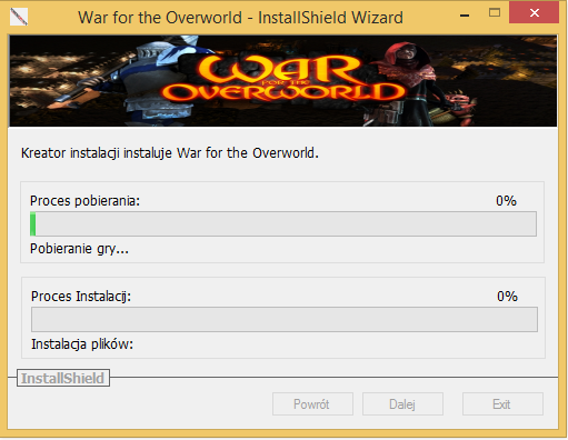 War for the Overworld Download PC Pełna Wersja