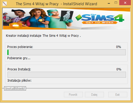The Sims 4 Witaj w Pracy Download PC