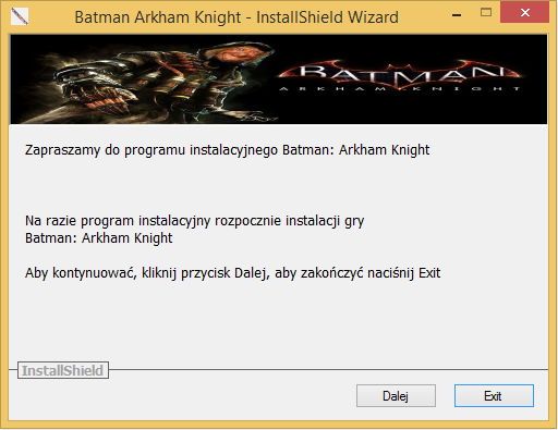 Batman Arkham Knight Download Pełna Wersja PC