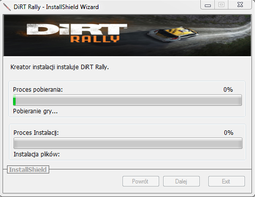Dirt Rally Full Game Download