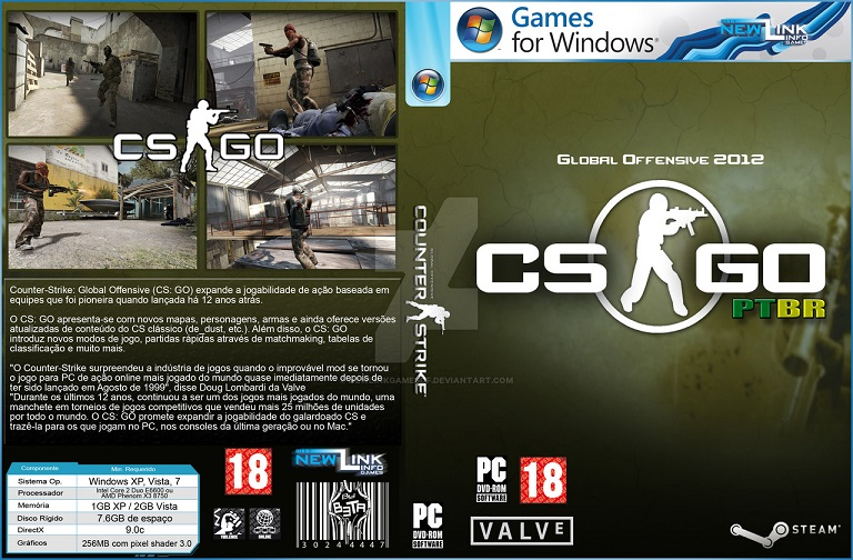 CS GO Download | Counter Strike Global Offensive Download PC