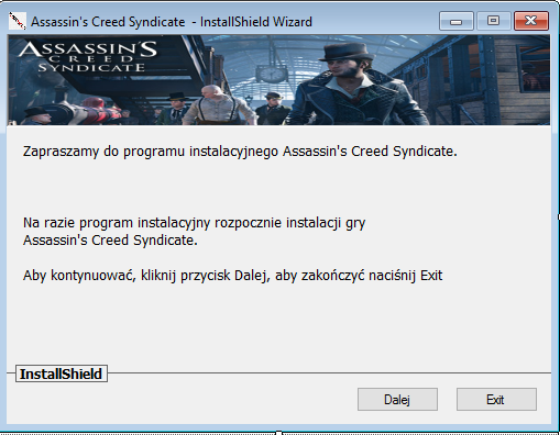 Assassin's Creed Syndicate Download Pełna Wersja PC