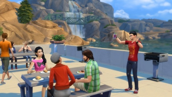 The Sims 4 Spotkajmy się Download