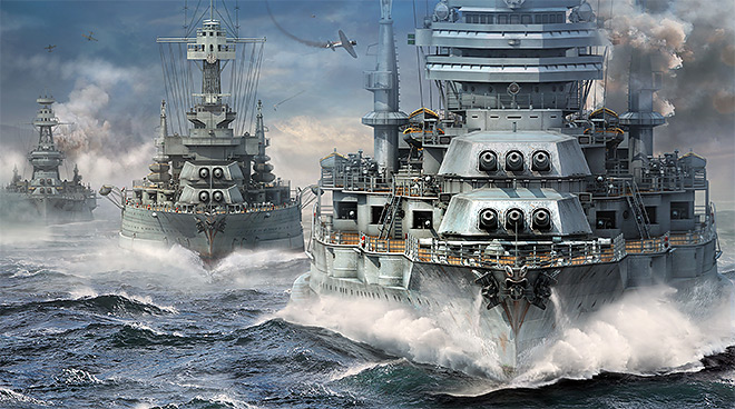 World of Warships Download Pełna Wersja PC