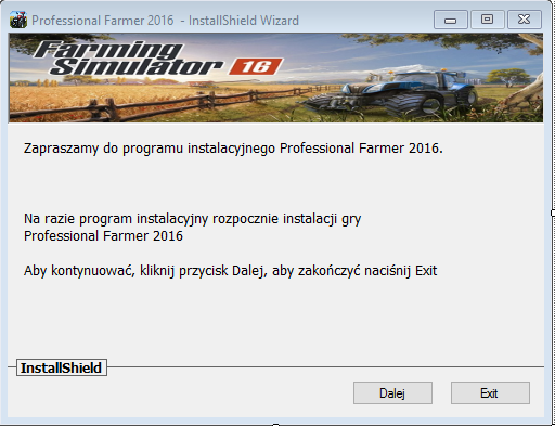Symulator Farmy 2016 Download