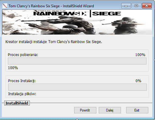 Tom Clancy's Rainbow Six Siege Pobierz