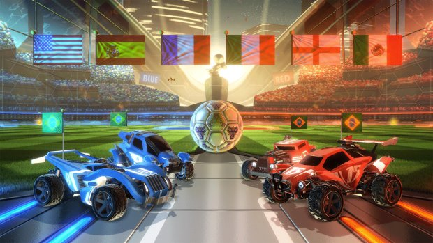 Rocket League Download