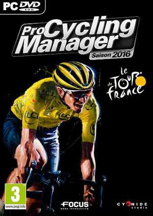 Pro Cycling Manager 2016 Pełna Wersja PC
