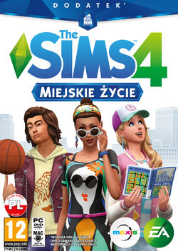 The Sims 4 Miejskie Życie Download