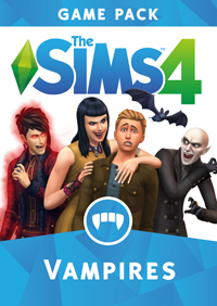 The Sims 4 Wampiry Download DLC PC