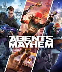 Agents of Mayhem Download Pełna Wersja PC