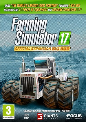 Farming Simulator 17 Big Bud DLC Download PC