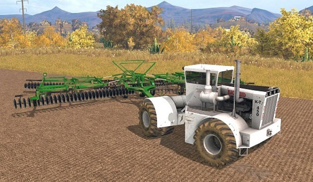 Farming Simulator 17 Big Bud DLC Download