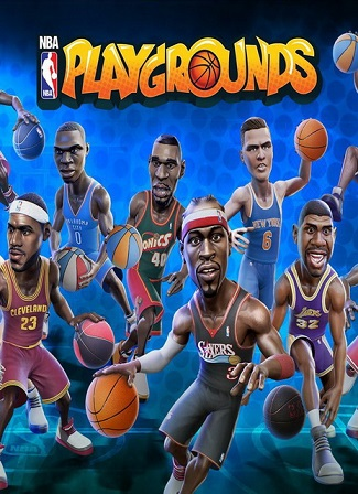 NBA Playgrounds Download PC Pełna Wersja