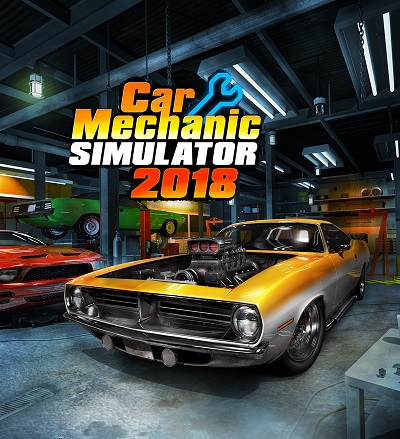 Car Mechanic Simulator 2018 Download PC