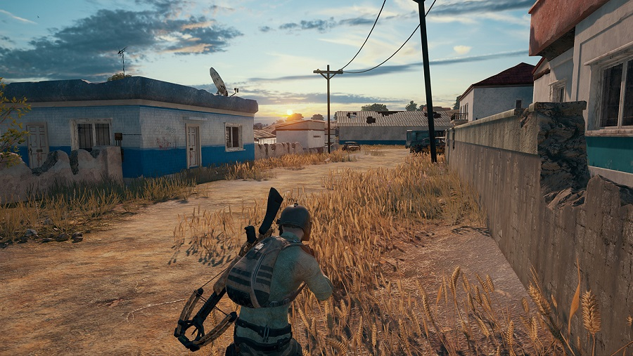 Playerunknown's Battleground za darmo na pc