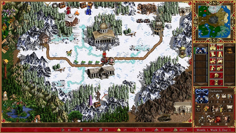 Heroes of Might and Magic III HD Download