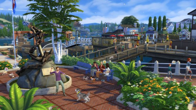 The Sims 4 Psy i koty Download PC