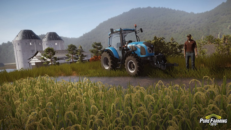 Pure Farming 18 Download