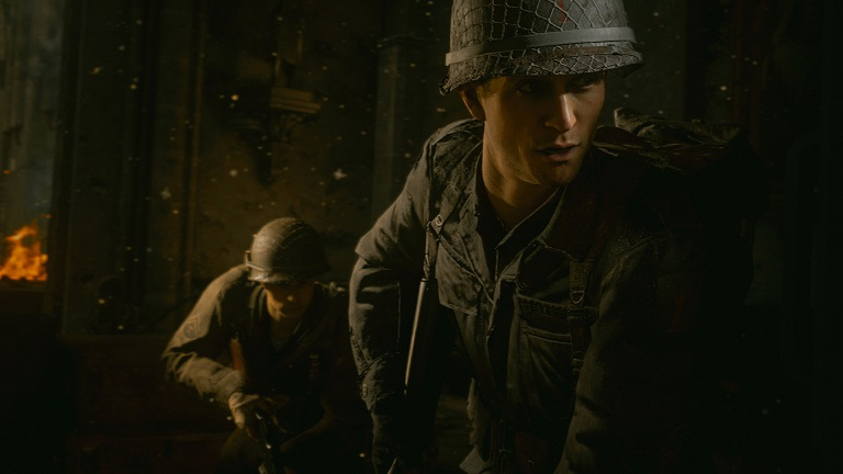 Call of Duty WWII GRA PC