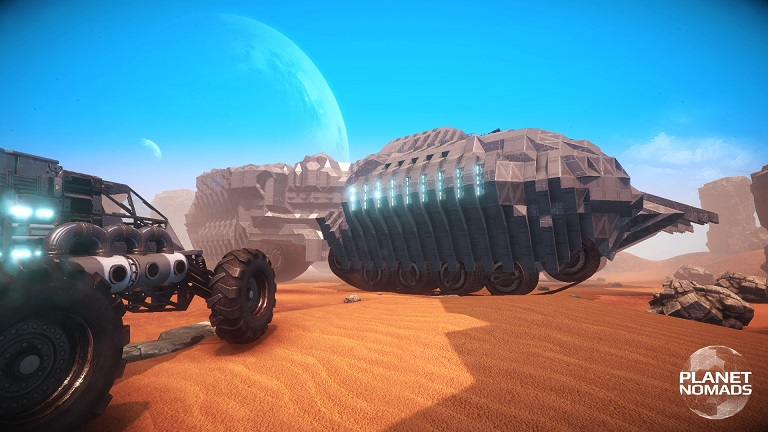 Planet Nomads Download PC