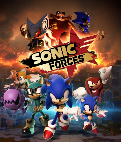 Sonic Forces Download PC Pełna Wersja
