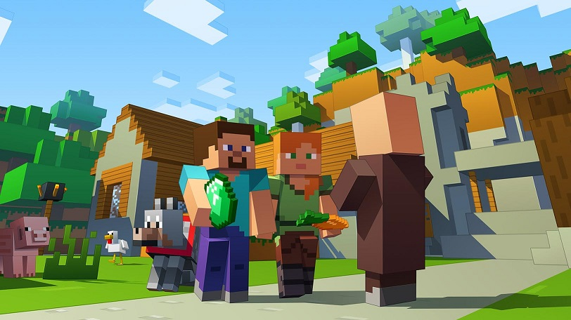 Minecraft Download PC
