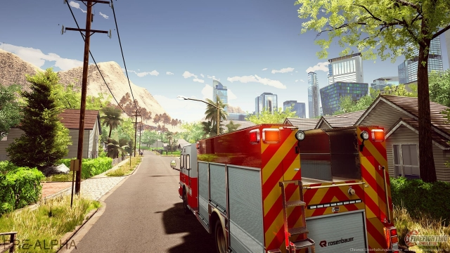 Firefighting Simulator Download PC