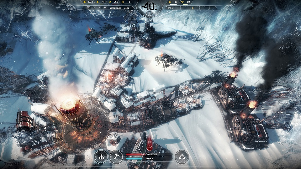 Frostpunk Download PC