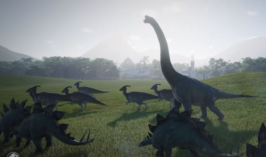 Jurassic World Evolution Pobierz PC