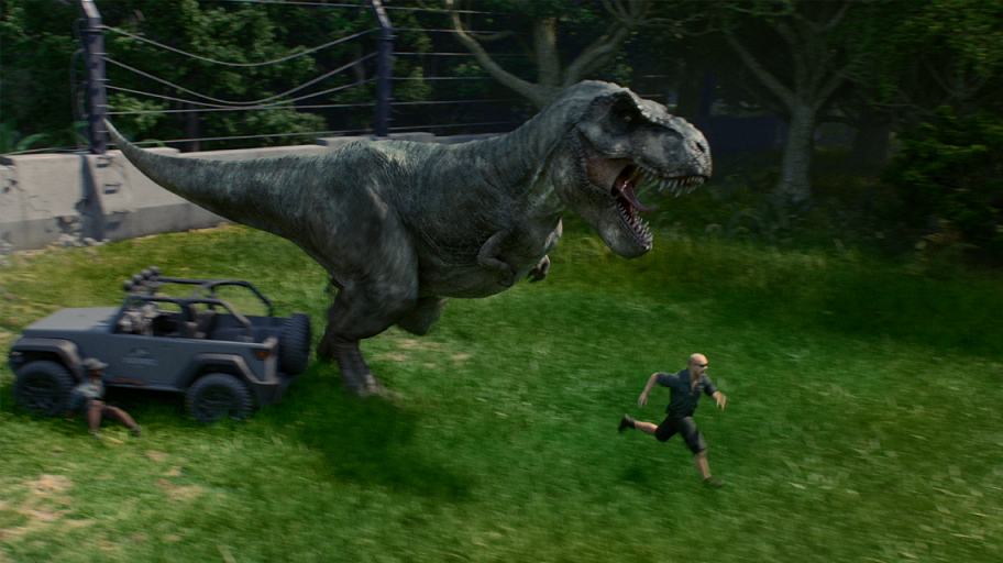 Jurassic World Evolution Za darmo