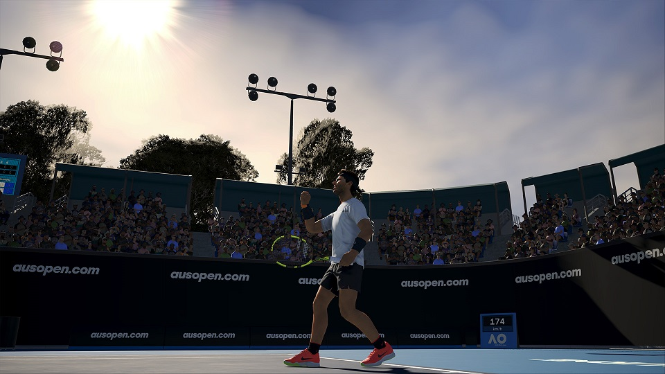 AO Tennis Download PC