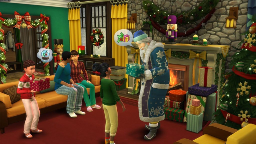 The Sims 4 Cztery pory roku Download PC