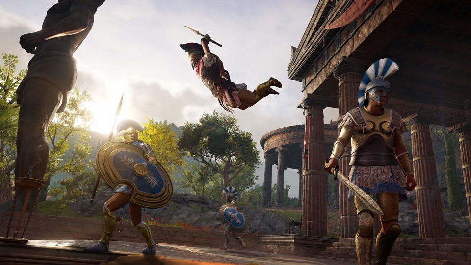 Assassins Creed Odyssey Download PC