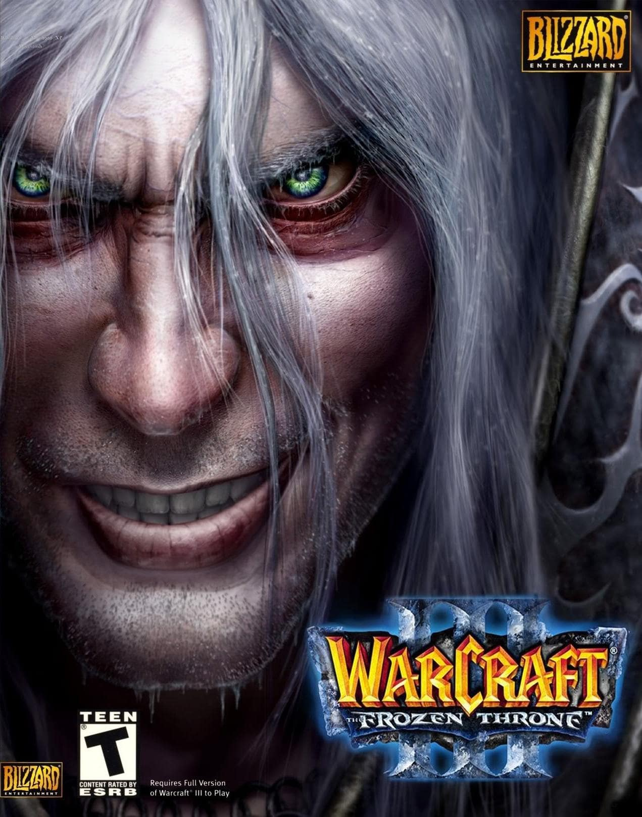 Warcraft III The Frozen Throne Download PC - Dodatek