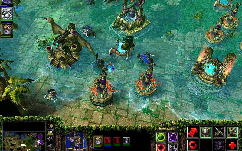 Warcraft III The Frozen Throne Download PC