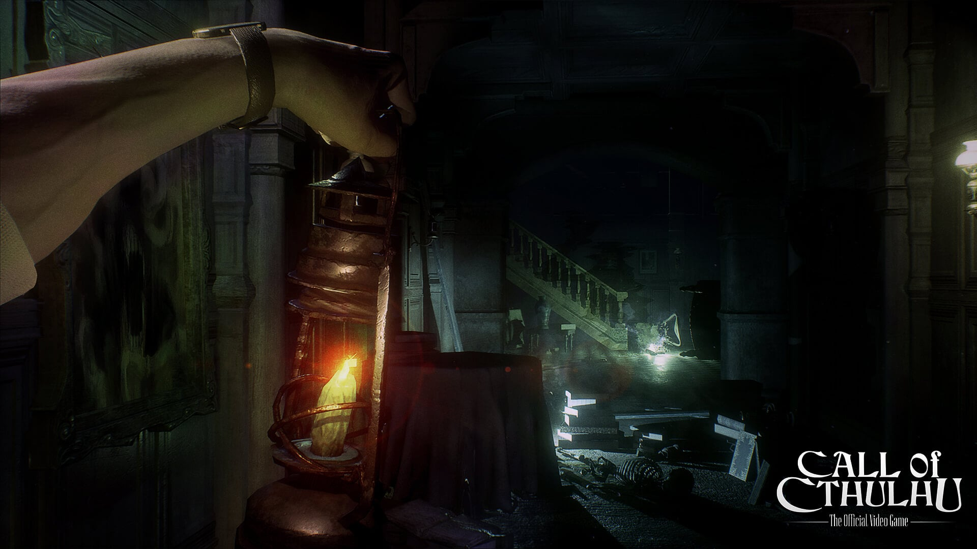 Download Call of Cthulhu Za darmo