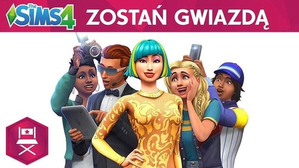 The Sims 4 Zostań Gwiazdą Download PC - DLC