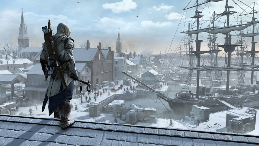 Assassin's Creed III Remastered Download PC - Pobierz - Torrent