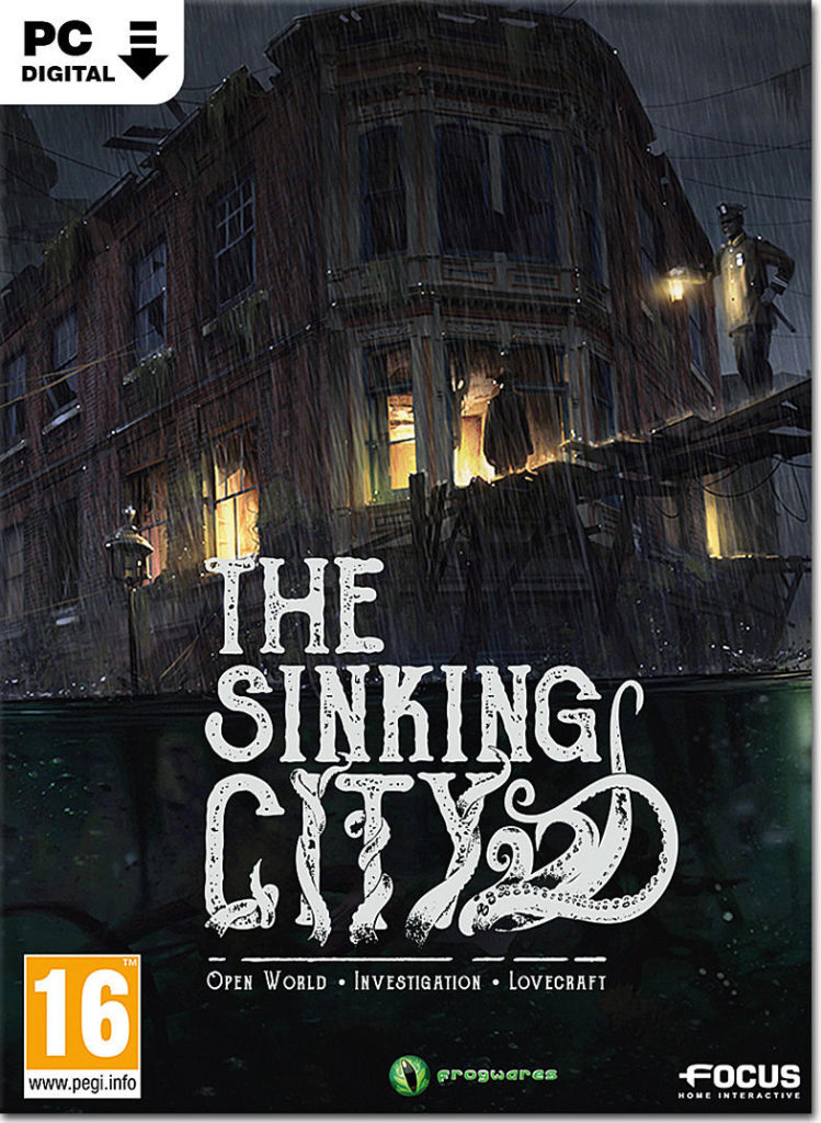The Sinking City Download PC