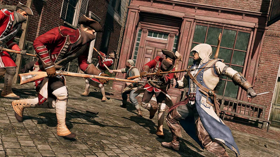 Assassin's Creed III Remastered Crack