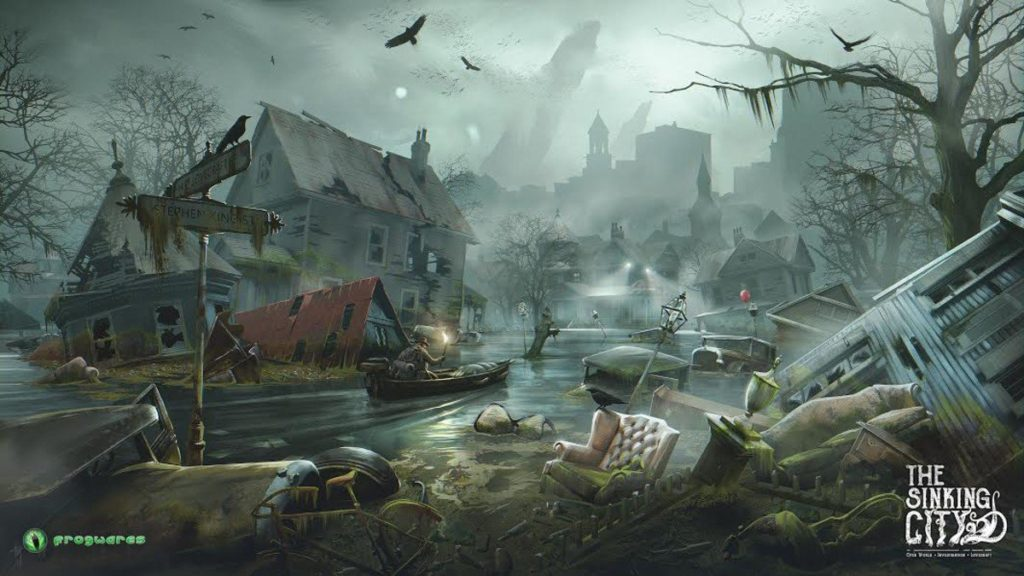 The Sinking City Download