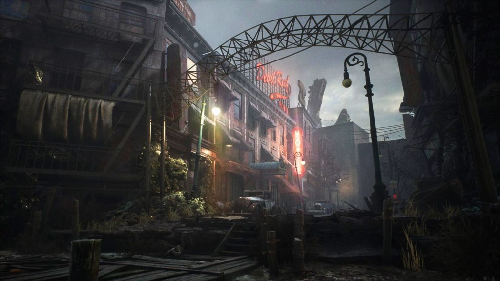 The Sinking City Recenzja