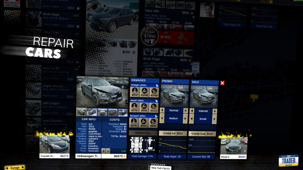 Car Trader Simulator Download